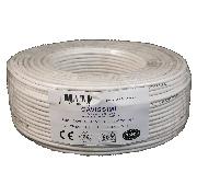 Cablu alarma efractie Lyy(St)Y 8x0.22