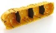 Doza rigips 10 module (4x2 module)