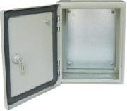 Tablou metalic cu contrapanou 350x250x150