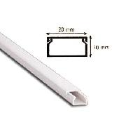 Canal cablu 20x10 adeziv