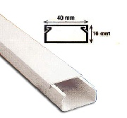 Canal cablu 40x16 adeziv
