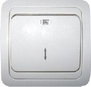Intrerupator cap scara cu LED Eco Premium