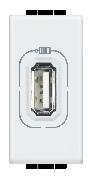 Conector USB alb