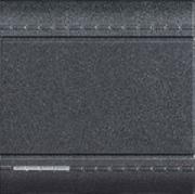 �ntrerupător cap cruce 2M 16A antracit