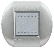 Ramă eliptică 2 module aluminiu LIVING LIGHT