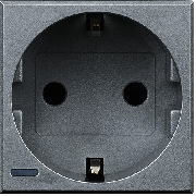 Priză schuko simplă Tech