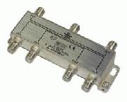 Spliter 6 cai 5-1000 MHz