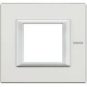 Ramă rectangulară 2M albă