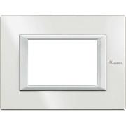 Ramă rectangulară 3M albă