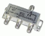 Spliter 3 cai 5-1000 MHz