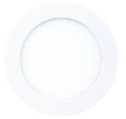 Spot LED rotund 6W lumina calda, aplicat