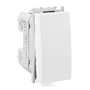 Intrerupator modular alb 1M Panasonic Optima