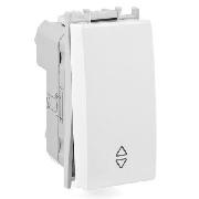 Intrerupator cap scara modular alb 1M Panasonic Optima