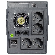 UPS LARICE Line-interactive 1500VA/900W 2 x 9Ah