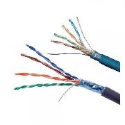 Cablu FTP Q5+ cat5e LSZH