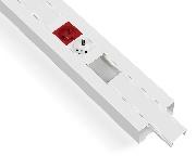 Canal cablu Mutlusan MEKS 100x50mm