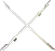 Cruce mica pentru rezerva fibra optica