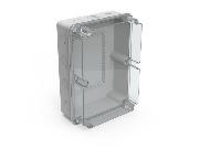 Cutie termoplast 225x311x130mm transparent