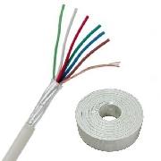 Cablu alarma efractie Lyy(St)Y 6x0.22 LSZH