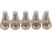 Morseta 10mm (Regleta de capat) 5 conectori